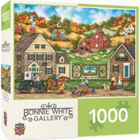 Deals on MasterPieces Hometown Gallery Jigsaw Puzzle 1000Piece