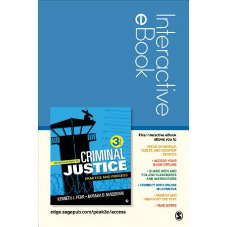 Justice Shipping Code (Introduction to Criminal Justice Access)