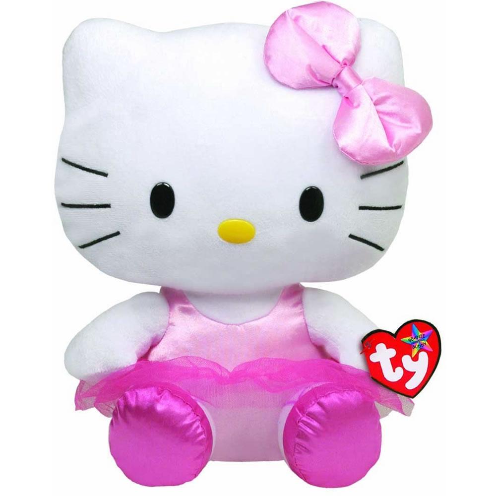 Hello Kitty Plush Clip-On 1 random Dinosaur