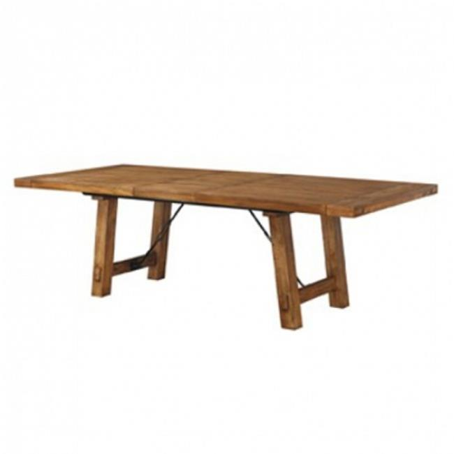 Powell 15D1020H Mansfield Honey Dining Table by Powell
