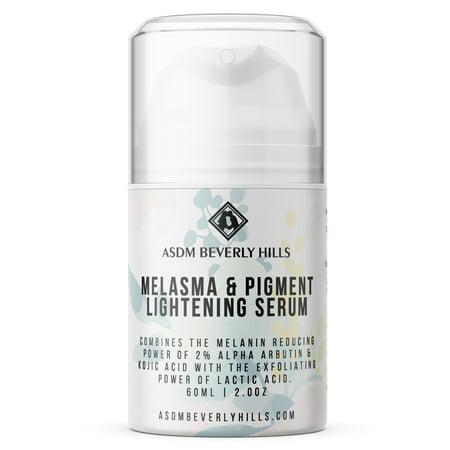 ASDM Beverly Hills - Melasma & Pigment Lightening Serum - With 2% Alpha