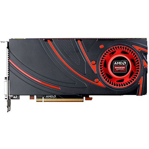 CYBERPOWERPC CPVCR9270X AMD Radeon R9 270X 2GB GDDR5 PCI Express 3.0 Graphics Card