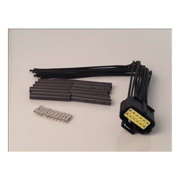 [QMVU_8575]  Ford Motorcraft Wire Harness External Repair, Digital Transmission Range  (DTR) 12 Pin) (OE # F75Z-14A411-AA) - Walmart.com | Ford Wire Harness Repair |  | Walmart