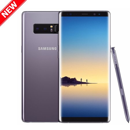 New Galaxy Note 8 64GB N950U GSM  Unlocked 6.3