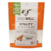 Dogswell Vitality Chicken Breast Jerky Dry Dog Treat, 4 oz