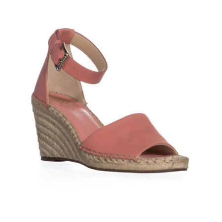 1e9f8619af5 Womens Vince Camuto Leera Espadrille Wedge Sandals, Fancy Flamingo