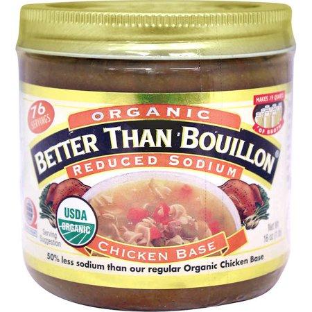 Organic Chicken Base - Better than Bouillon Organic Chicken Base, 16 oz