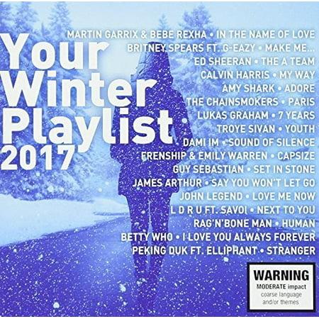 Your Winter Playlist 2017 / Various - Halloween 2017 Playlist