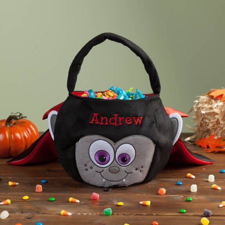 Personalized Halloween Basket](Homemade Halloween Gift Basket Ideas)