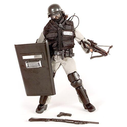 GI Joe 12-inch Echo: SWAT Silent Entry by Hasbro, Inc