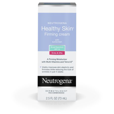 Neutrogena Healthy Skin Firming Face & Neck Cream, SPF 15, 2.5 fl.