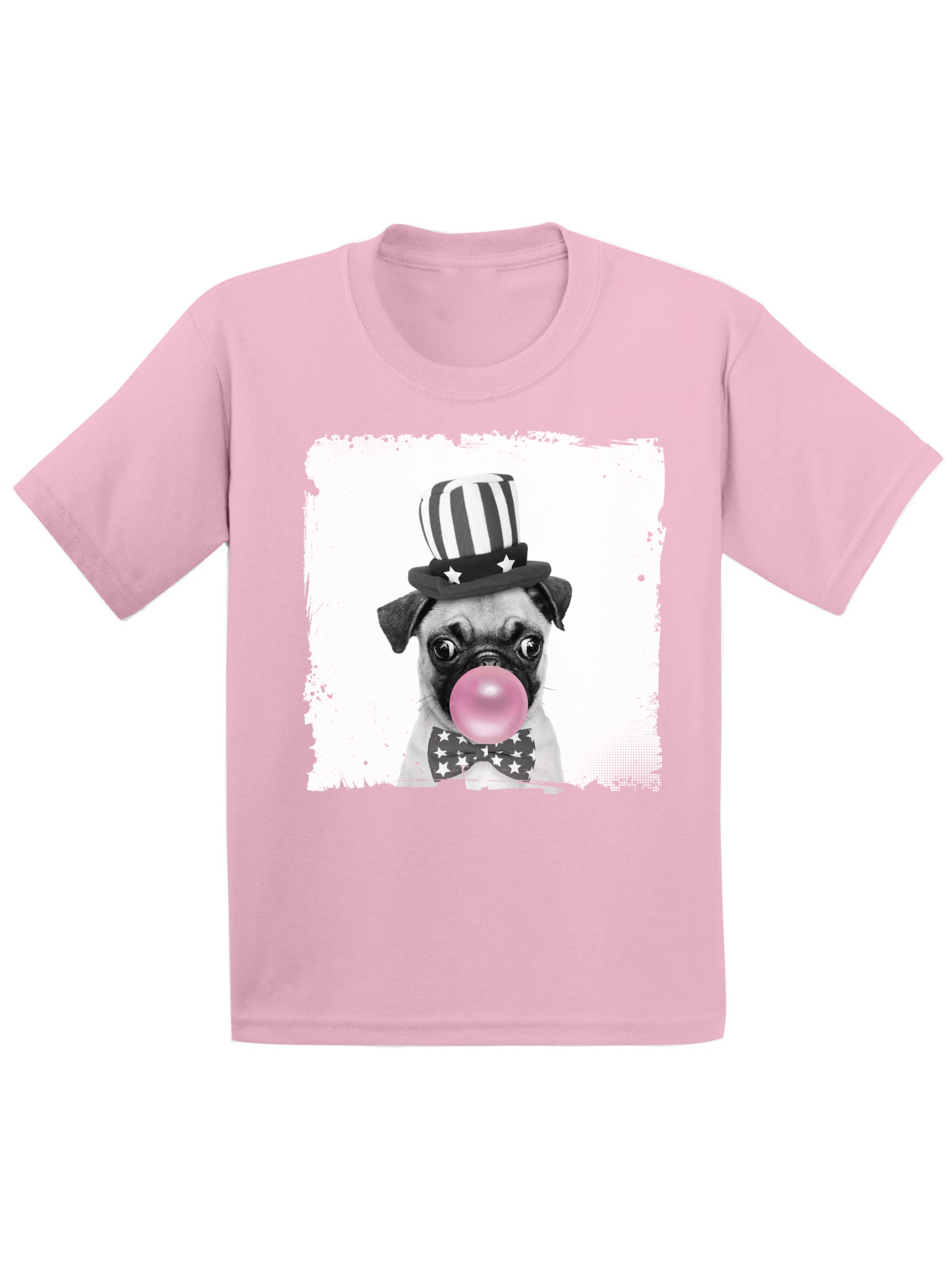 Pug Chef in Space Funny Novelty Dog Lover Animal Boys Unisex Kids Child T Shirt
