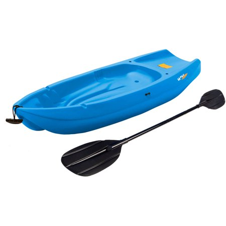 Lifetime  6  1 Man Wave  Youth Kayak  With Bonus Paddle