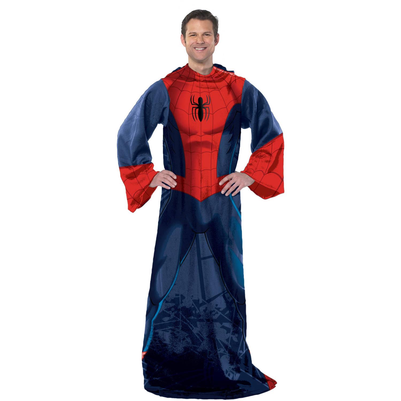 "Marvel's Spider-Man ""Spider Up"" 48"" x 71"" Adult Fleece Comfy Throw"