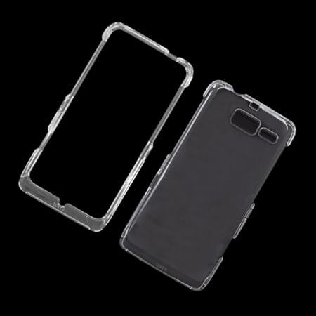 reputable site 8a5de 01291 Motorola Droid Razr M XT907 case, by Insten Hard Snap On Back Protective  Case Cover For Motorola Droid Razr M XT907 - Clear
