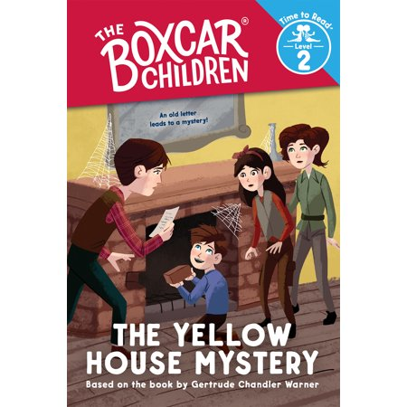 The Yellow House Mystery (The Boxcar Children: Time to Read, Level 2) - Kid Mystery Books
