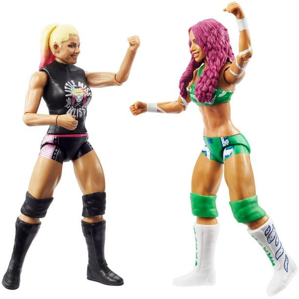 WWE Alexa Bliss Elf Ornament