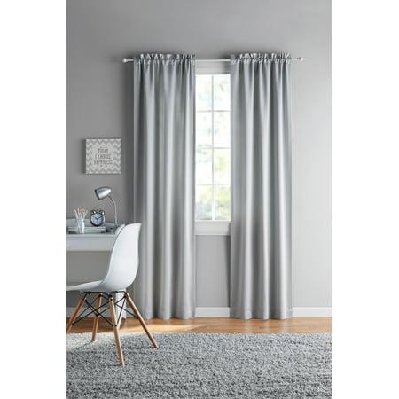 (Your Zone Room Darkening Juvi Curtain Panel Pairs)