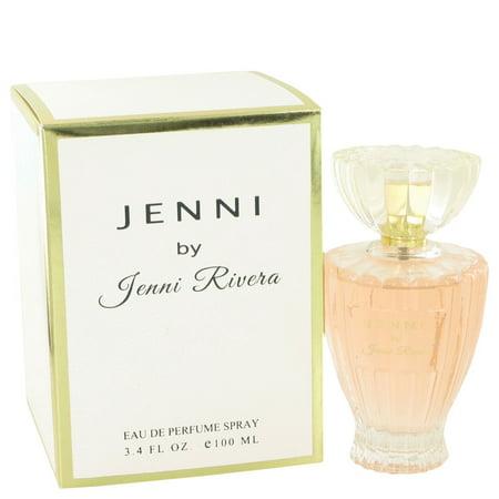 Jenni Rivera - Eau De Parfum Spray 3.4 oz - Women (Juan Lopez Esposo De Jenni Rivera Fotos)
