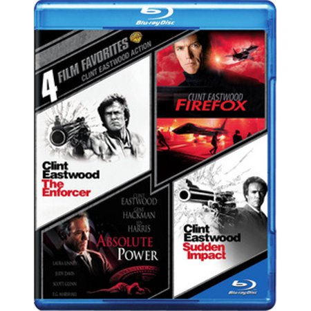 Image of 4 Film Favorites: Clint Eastwood Action (Blu-ray)