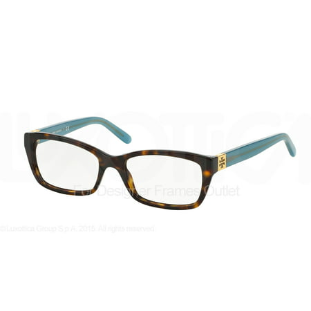 fb562b35fed9 TORY BURCH Eyeglasses TY2049 1359 Tortoise Fountain 51MM - Walmart.com