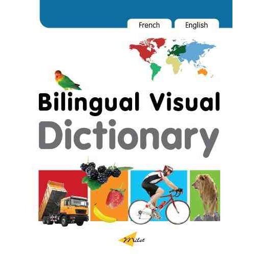 Milet Bilingual Visual Dictionary (English–French)