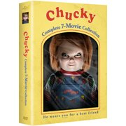 Chucky: Complete 7-Movie Collection by