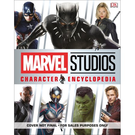 Marvel Studios Character Encyclopedia (Marvel Film Cell Bookmark)