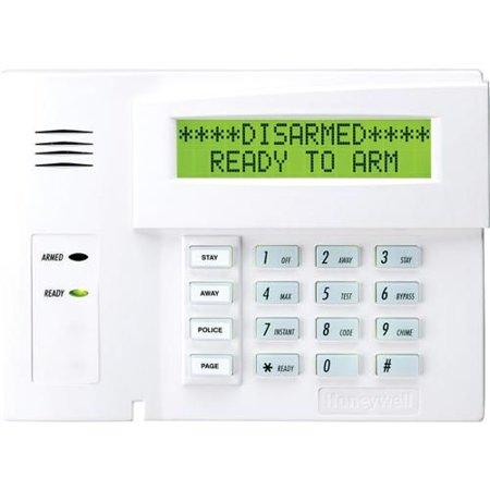 Honeywell Intrusion 6160RF Keypad,Alpha, Ademco