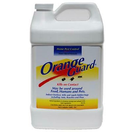 Orange Guard Gallon Ready To Use Home Pest Control (Orange Gourd)