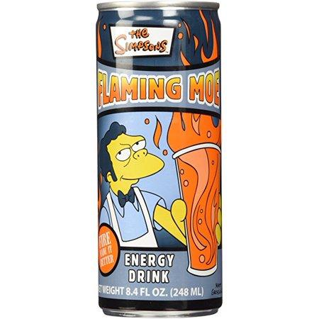 Simpsons Flaming Moe Energy Drink](Moe Simpsons)