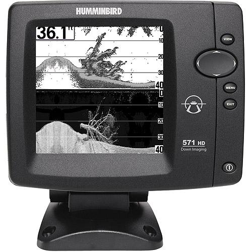 Humminbird Fishfinder 571 HD DI with Down Imaging