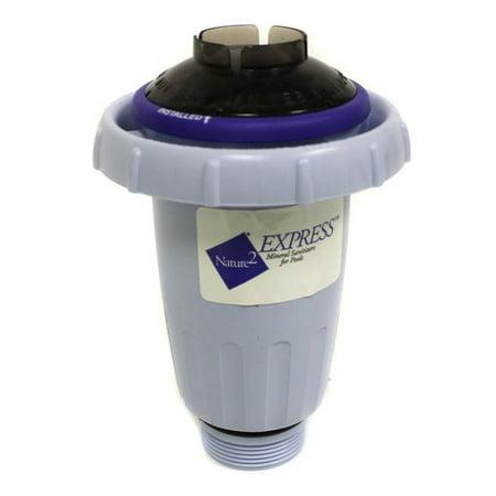 NATURE2 W28175 Express Above/InGround Vessel Pool Mineral Sanitizer Cartridge Professional Nature2 Cartridge