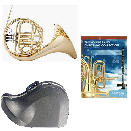 Band Directors Choice Single French Horn in F Young Band Christmas Collection Pack;... by Band Directors Choice