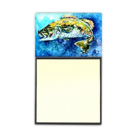 Bobby the Best Bass Sticky Note Holder (Best Sticky Note App)