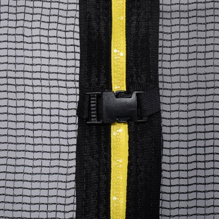 Gymax 12 FT Trampoline Combo Bounce Jump Safety Enclosure Net - image 7 of 10