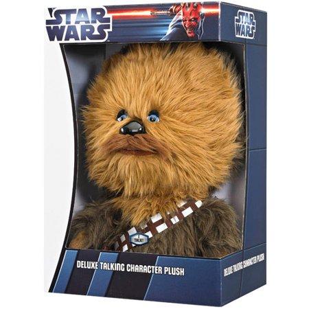 star wars 15 inch deluxe chewbacca plush (Chewbaca Baby)