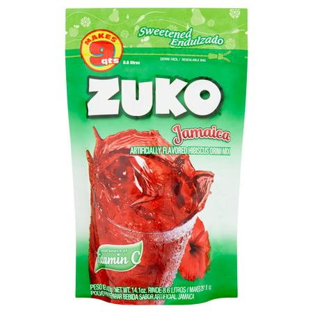 Zuko Jamaica Drink Mix