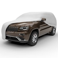 Budge Lite SUV Cover, Basic Indoor Protection for SUVs, Multiple Sizes
