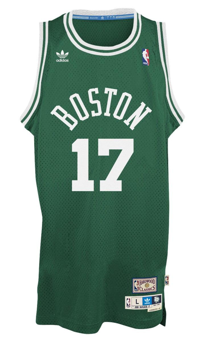 1086d2c7847 ... aliexpress john havlicek boston celtics adidas nba throwback swingman  jersey green dff49 7d606