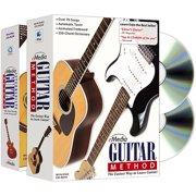 eMedia Guitar Method Deluxe 2-Volume Package