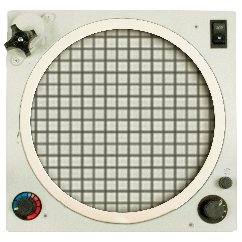Fan-Tastic Vent 802258 Vent Upgrade Kit for 2250 - Off White