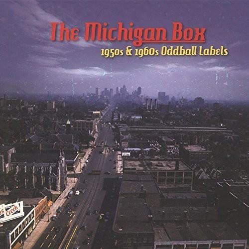 Various Artist - Michigan Box - 1950s & 1960s Oddball Labels [CD]