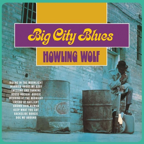 Big City Blues (Vinyl)