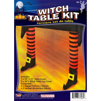 WITCH LEG TABLE 12 PACK - Witch Legs