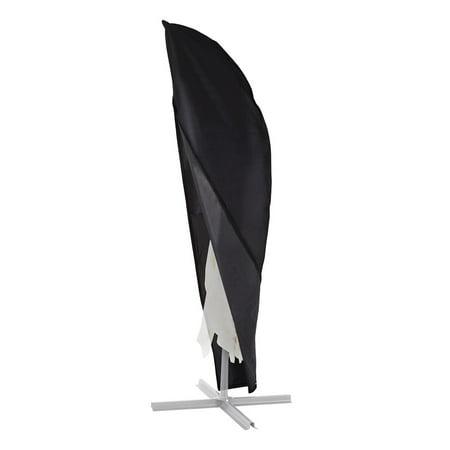 Banana Covers strong pvc Outdoor Deluxe Umbrella Patio Parasol Protective