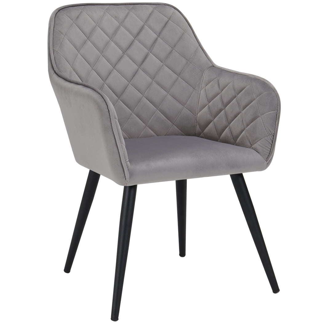 Duhome Modern Accent Chairs Home Office Mid Back Support Mid