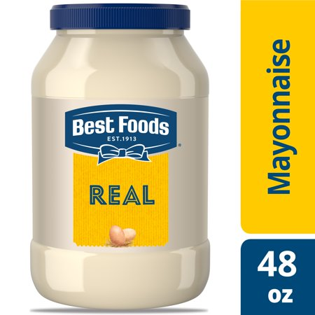 Best foods mayonnaise real mayo gluten free, kosher condiment 48 (Best Food For Zoanthids)