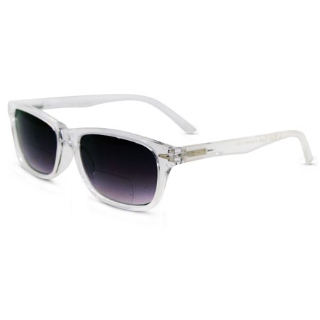 133e85611a16 In Style Eyes - In Style Eyes Seymore Retro BiFocal Sunglasses for Women  and Men - Walmart.com