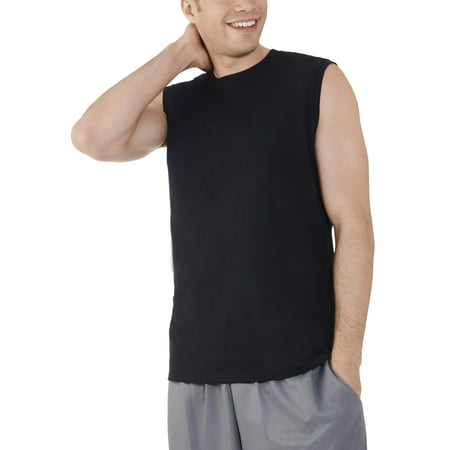 4 Shaft Looms (Fruit of the Loom Big mens dual defense upf muscle shirt, available up to sizes 4x )